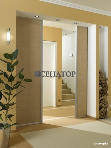 Раздвижные двери для шкафов купе своими руками