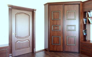 Мебель для прихожей с дверью-купе