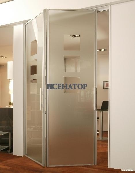 Шкаф-купе со складными дверями «Раумплюс»