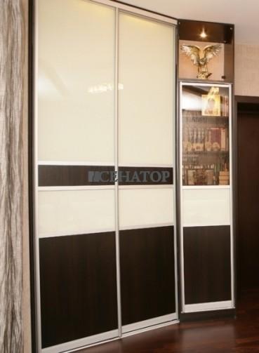 Шкаф-купе в комнату для гостей