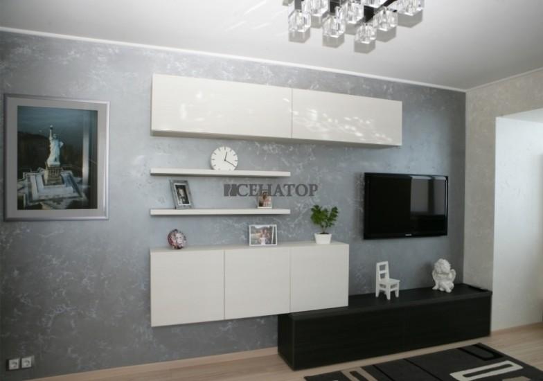 мебельная горка в гостиную