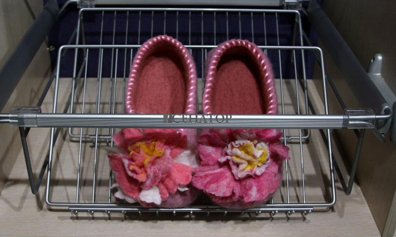 Гардеробная сетка для обуви «Vibo»