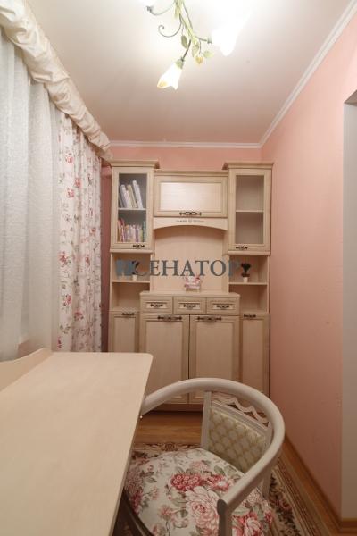 мебельная стенка в детскую комнату в стиле «прованс»