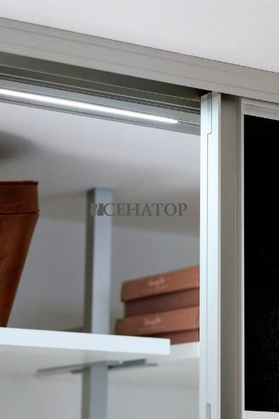 встроенная подсветка «раумплюс» в гардероб