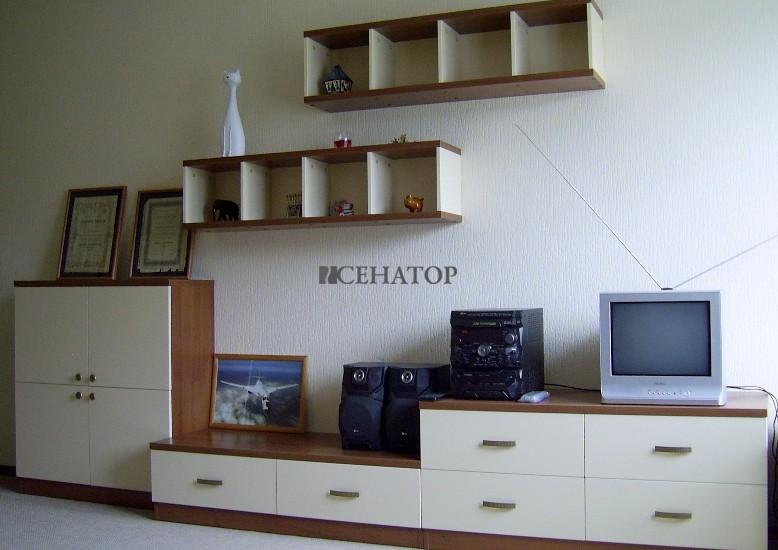Мебельная горка «Квадро»