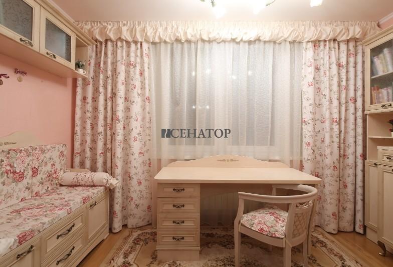 Кабинет в стиле «Прованс» для девочки