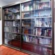 двухстворчатый книжный шкаф_0