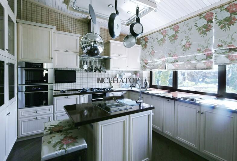 кухня «сенатор» в стиле «прованс»