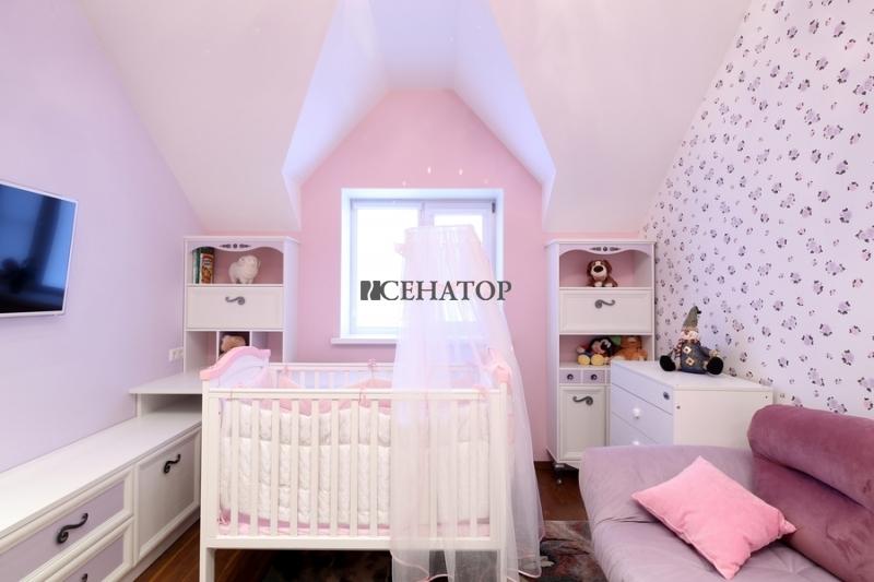 Мебель в детскую по индивидуальному проекту