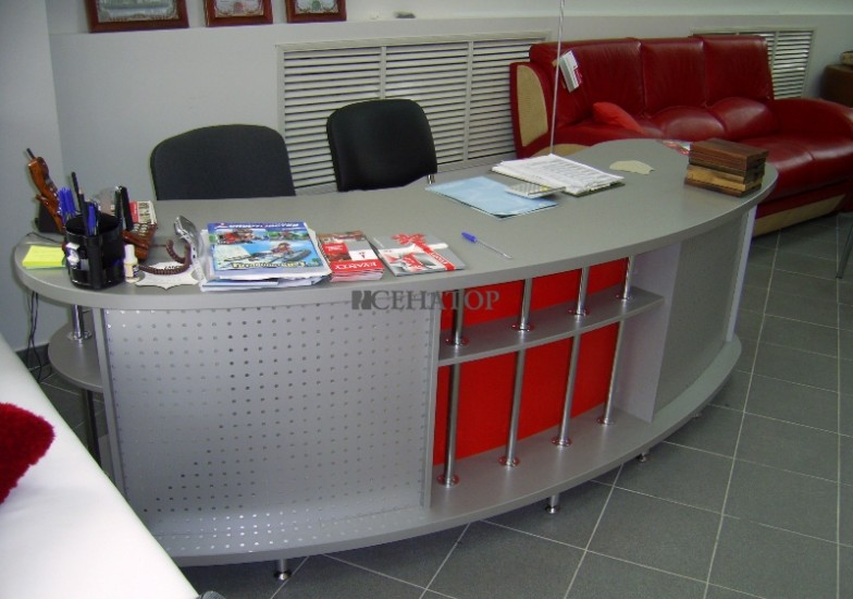 стол офис-менеджера №1