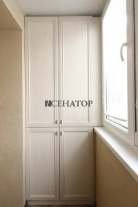 """Шкаф на балкон - ооо """"тд""""сенатор"""". шкупе."""