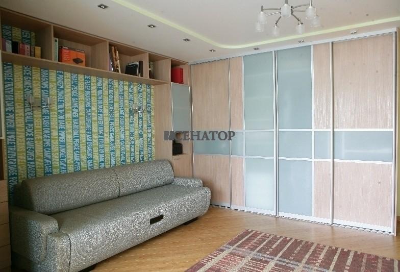 шкаф-купе в детскую  комнату для подростка