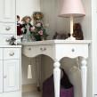 детская классическая мебель в комнату для девочки_1