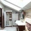 шкаф в ванной на мансарде_2
