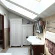 шкаф в ванной на мансарде_0