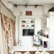 детская классическая мебель в комнату для девочки_0
